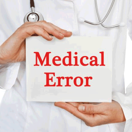 Prevention Medical Errors for Healthcare Professional