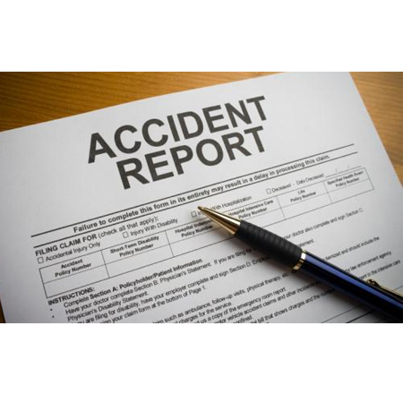 Reporting Major Incidents and Accidents