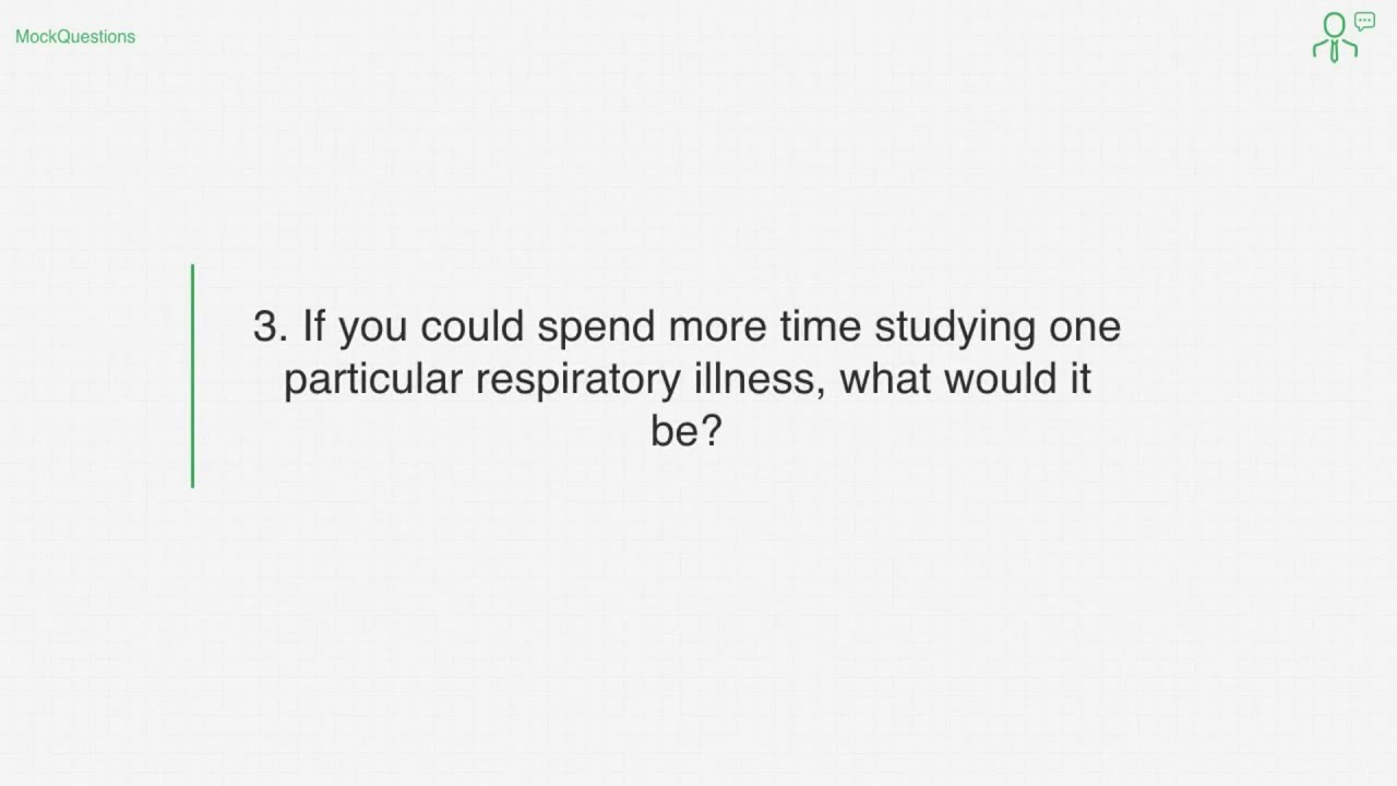 09 december top respiratory therapist interview questions posted by ...