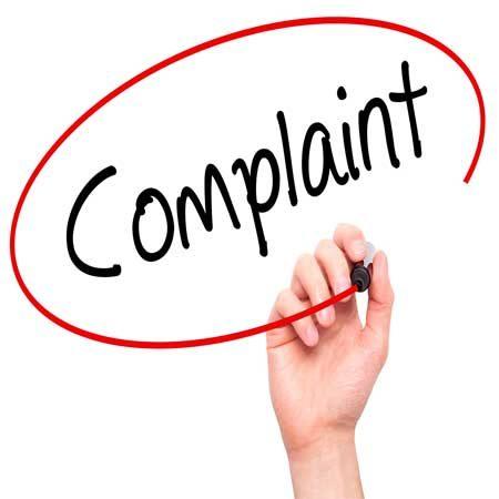 Handling Patient's Complaints