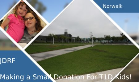 About-Juvenile Diabetes-Norwalk California-Donate $5 And Make A Difference!