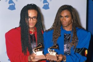 Milli Vanilli No Longer Blames It on the Rain, Blames Anesthesia Instead