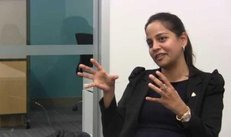 Manager at Clinical Trials Ontario, Manal Siddiqui