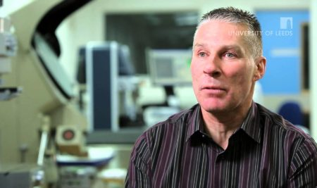 Industry-standard, world class laboratories: Phil Wood