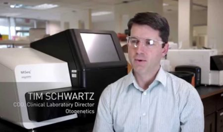 Otogenetics' Tim Schwartz discusses their Clarity LIMS implementation